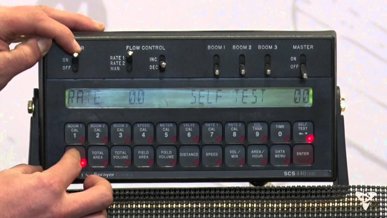 hight resolution of dyterra talks how to reset a raven 440 console