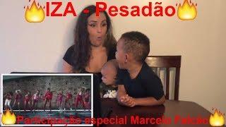Baixar IZA - Pesadão (Participação especial Marcelo Falcão) (REACTION)