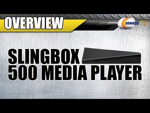 sling media slingbox 500 manual