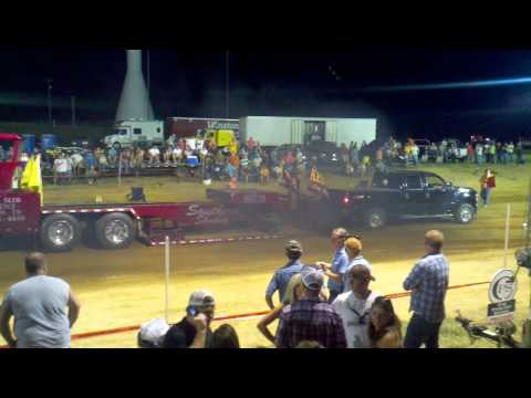 2011 KEN-TEN TRACTOR PULL - FARM TRUCKS - BROWNSVILLE, TN