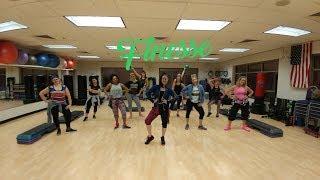 Finesse - Bruno Mars ft Cardi B  | Dance Fitness | ashley jabs