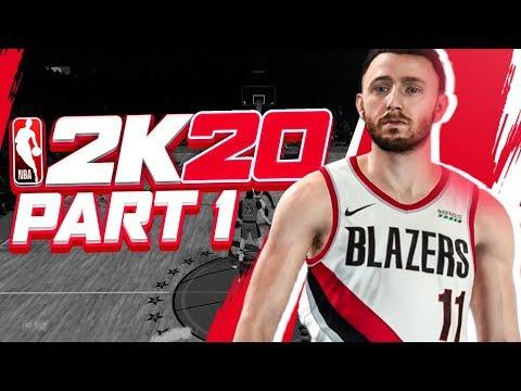 "nba-2k20-mycareer:-gameplay-walkthrough---part-1-""the-return-of-michael-king""-(my-player-career)"