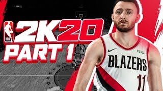 "NBA 2K20 MyCareer: Gameplay Walkthrough - Part 1 ""The Return of Michael King"" (My Player Career)"