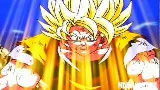 Vegeta's Final Flash On Cell Jr. (1080p HD)