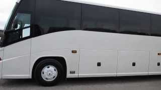 Used Coach - 2004 MCI J4500 56 Passenger Charter Bus With Video System And Large Luggage Bay C62512