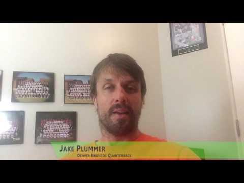 CBD Clinic: Jake Plummer