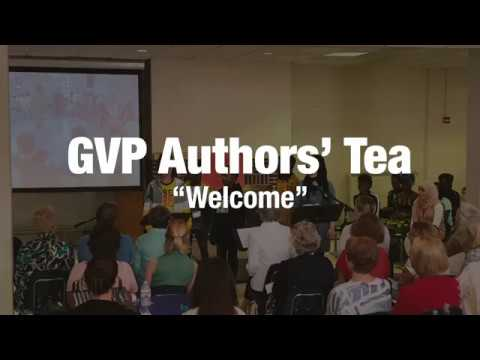 Global Village Project Authors' Tea September 2019