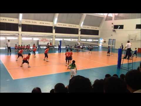 Pei Chun Junior vs Hong Kah National Final - 1st set
