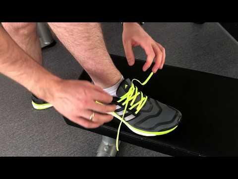 Как правильно шнуровать кроссовки