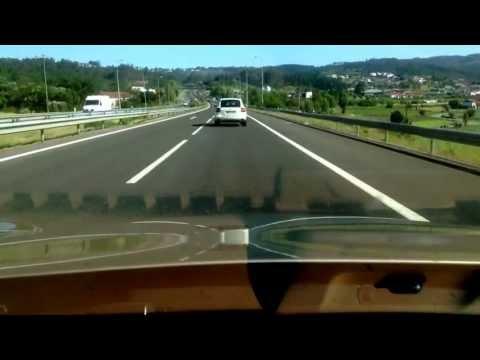 Controle de velocidade - radar A1 - brigada de trânsito km 138 - intercepção
