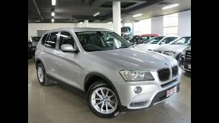 Why a 2012 BMW X3 under $14000 is an absolute BARGAIN