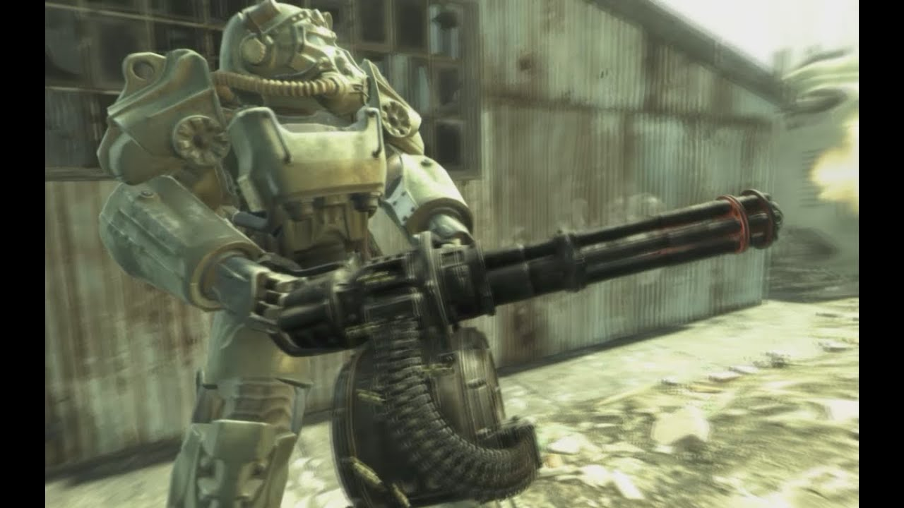 21 9 Fallout 4: Fallout 3 Trailer In Fallout 4