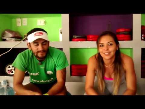 Entrevista con Karina Sosa y Jorge Burgos