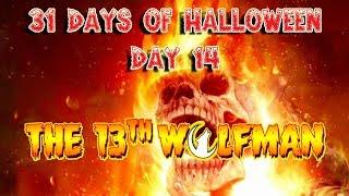 31 Days of Halloween Day 14