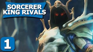 Sorcerer King Rivals Part 1 - Introduction - Sorcerer King Rivals Steam PC Gameplay Review