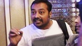 Anurag Kashyap LASHES OUT at a journalist | UNCUT VIDEO | MUST WATCH