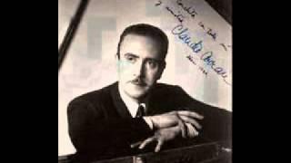 Great Piano Concertos - Claudio Arrau plays Liszt Concerto No. 2 in A major