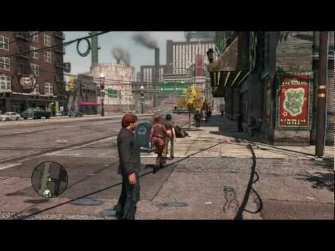 Saints Row: The Third - Open World Gameplay Developer Commentary