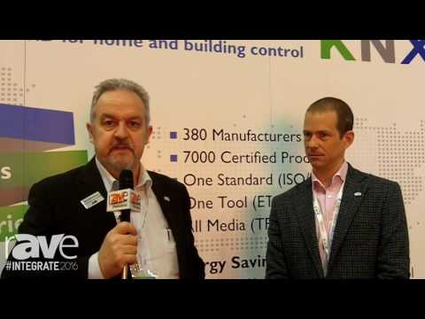 Integrate 2016: KNX Is an ANSI-Backed Open Protocol for Home and Building Automation