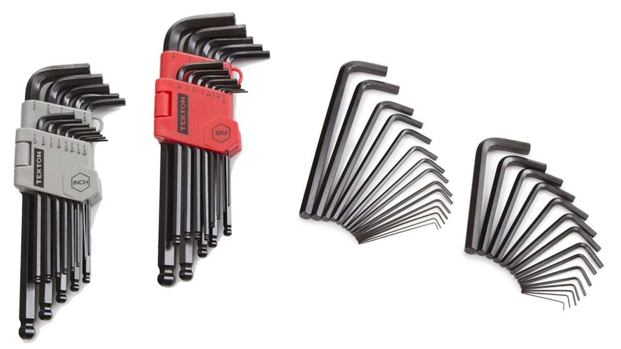SAE// MM Generic 30 Pc Allen Wrench Set