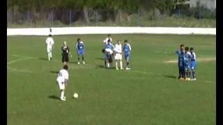 Gol de empate, Bruno Ramos no jogo Guarani e Avai. 1 x 1