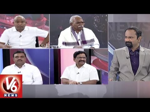 Special Debate On 24 Hrs Free Electricity For Farmers | Good Morning Telangana | V6 News