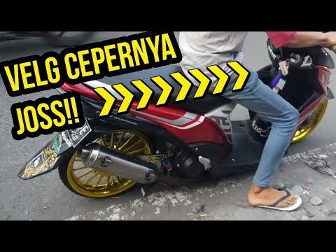 BUSET!! Modifikasi MIO GT Ceperrr!!! Bikin BAPERRR