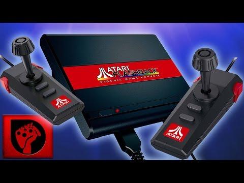 Download video nes mini alle 30 spiele des nintendo - Atari flashback mini 7800 classic game console ...