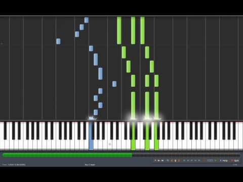 Synthesia - The grand Duchy of Jeuno - FFXI Piano collections