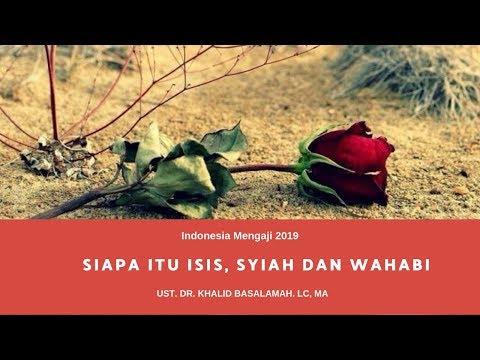 Siapa Itu Syiah? oleh Ust. Dr. Khalid Basalamah. Lc, MA [Video]