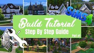 The Sims 4 || Build Tutorial || Part 1