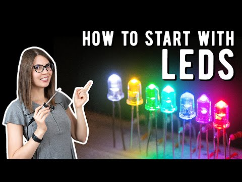Getting started with LEDs - Cosplay Tutorial