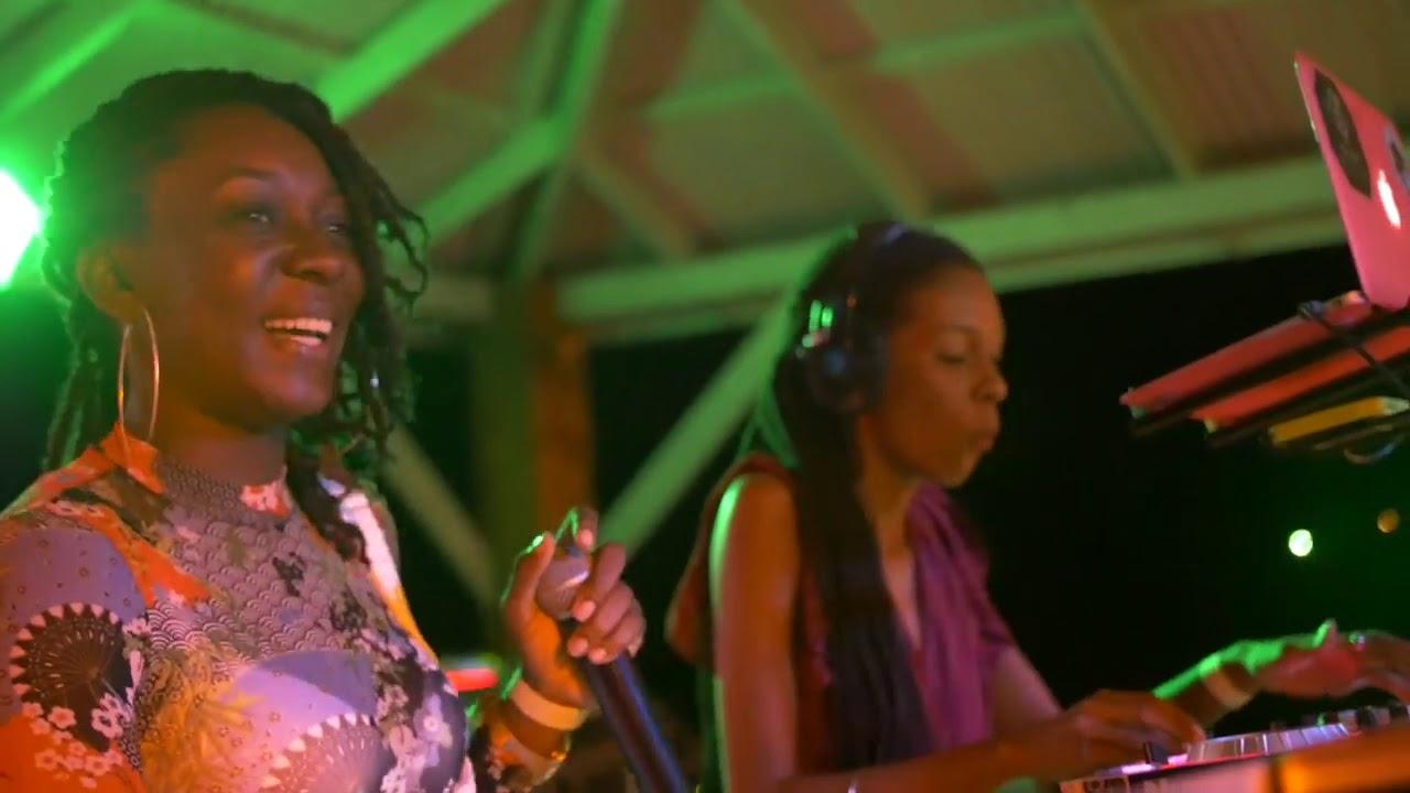 Sistah SoulJahs @ Legacy ft. Stonelove - November 2018 - Antigua
