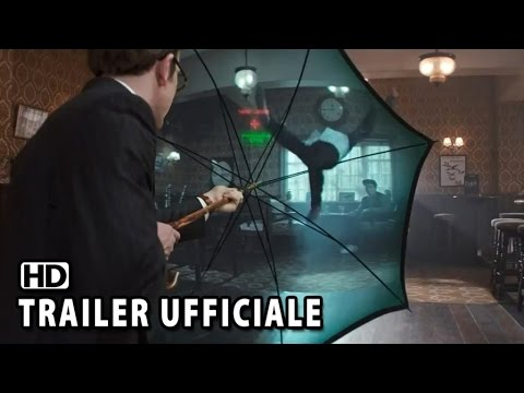 Kingsman - Secret Service Trailer Ufficiale Italiano #2 (2015) - Colin Firth, Matthew Vaughn Movie