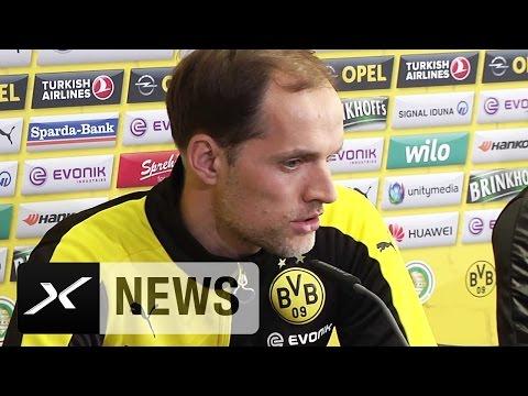 Adrian Ramos? Thomas Tuchel: Einstellung hat sich verändert   Hertha BSC - Borussia Dortmund