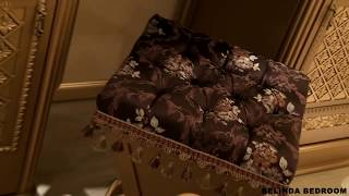 Классическая спальня Belinda | klasik yatak odası | classic furniture(Классическая спальня Belinda - Bedroom Belinda турецкая мебель мебель из турции http://www.turetskayamebel.com http://www.sultanchannel.com ..., 2012-12-23T10:54:31.000Z)