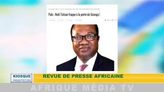 Revue de presse africaine