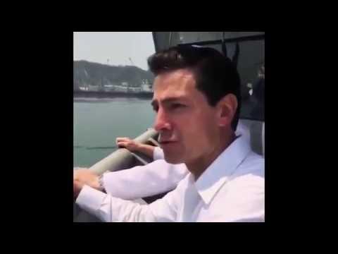 Enrique Peña Nieto - Día de la Marina