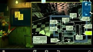 - Прохождение мишка фредди 3 1 ночь на телефоне