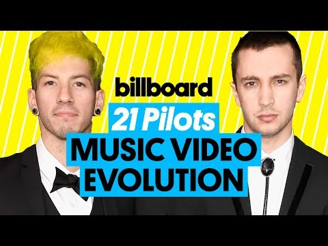 Twenty One Pilots Music Video Evolution: Goner to Nico and the Niners | Billboard