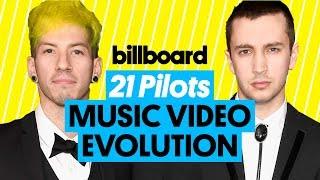 Twenty One Pilots Music Video Evolution: 'Goner' to 'Nico and the Niners' | Billboard