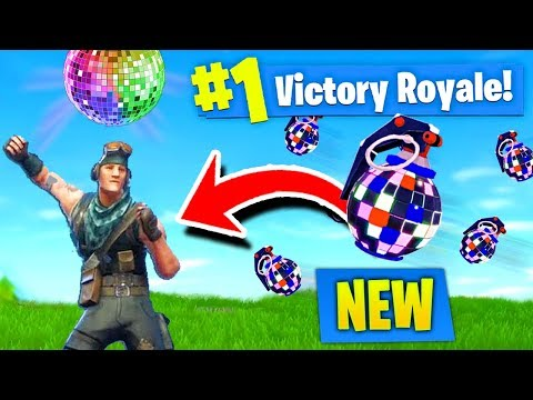 NEW *SUPER* BOOGIE BOMBS In Fortnite Battle Royale!
