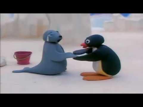 Pingu English Episodes ❤ Pingu Goes Fishing  - Cartoon Animation Penguin