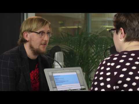 Internetworldpodden:Stockholm Internet Forum och #Yesallwomen