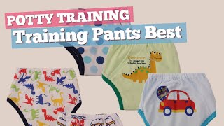 Training Pants Best Sellers Collection // Potty Training