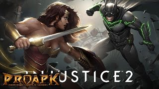 Injustice 2 Android Gameplay