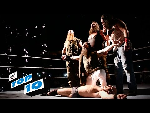 Top 10 SmackDown Momente: WWE Top 10 – 29. Oktober 2015