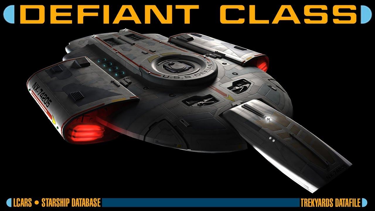 Defiant Class - Datafile