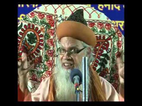 Sayed Hashmi Miyan (Ghazi E Millat) Dr Raman Singh ji Salim Ashrafi in Alp  Sankhyak Sammelan Part 1