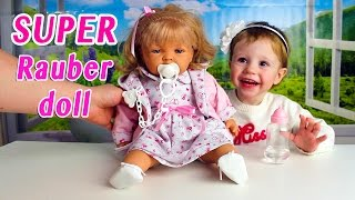 Распаковка и обзор Куклы Реборн Rauber Аннет